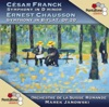Franck: Symphony In D Minor - Chausson: Symphony In B Flat Major ジャケット写真