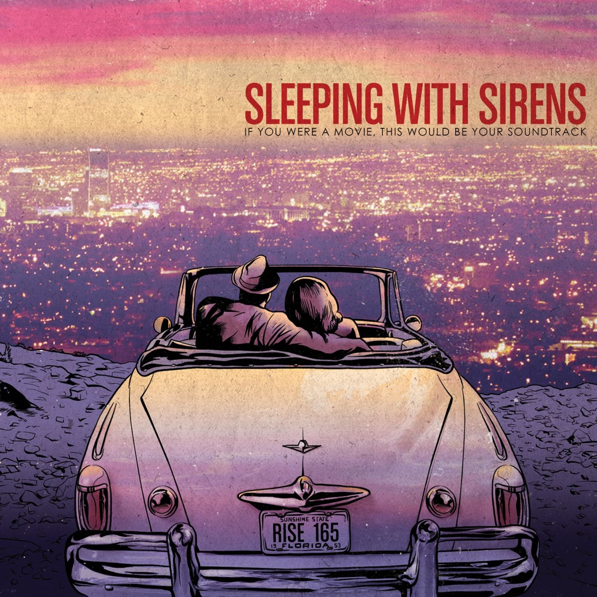 If You Were a Movie This Would Be Your Soundtrack - EP Sleeping With Sirens CD cover