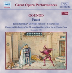 Gounod: Faust (Bjorling, Siepi, Kirsten) (1950)