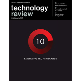 Audible Technology Review, May 2012 audiobook