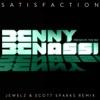 Satisfaction Jewelz Scott Sparks Remix Single