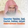 Sourates Yassine, Sad, Fossilat, Dukhan, Jatiyah (Quran - Coran - Islam) - Abdul Rahman Al-Sudais