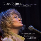The Dena DeRose Trio - Sunday in New York
