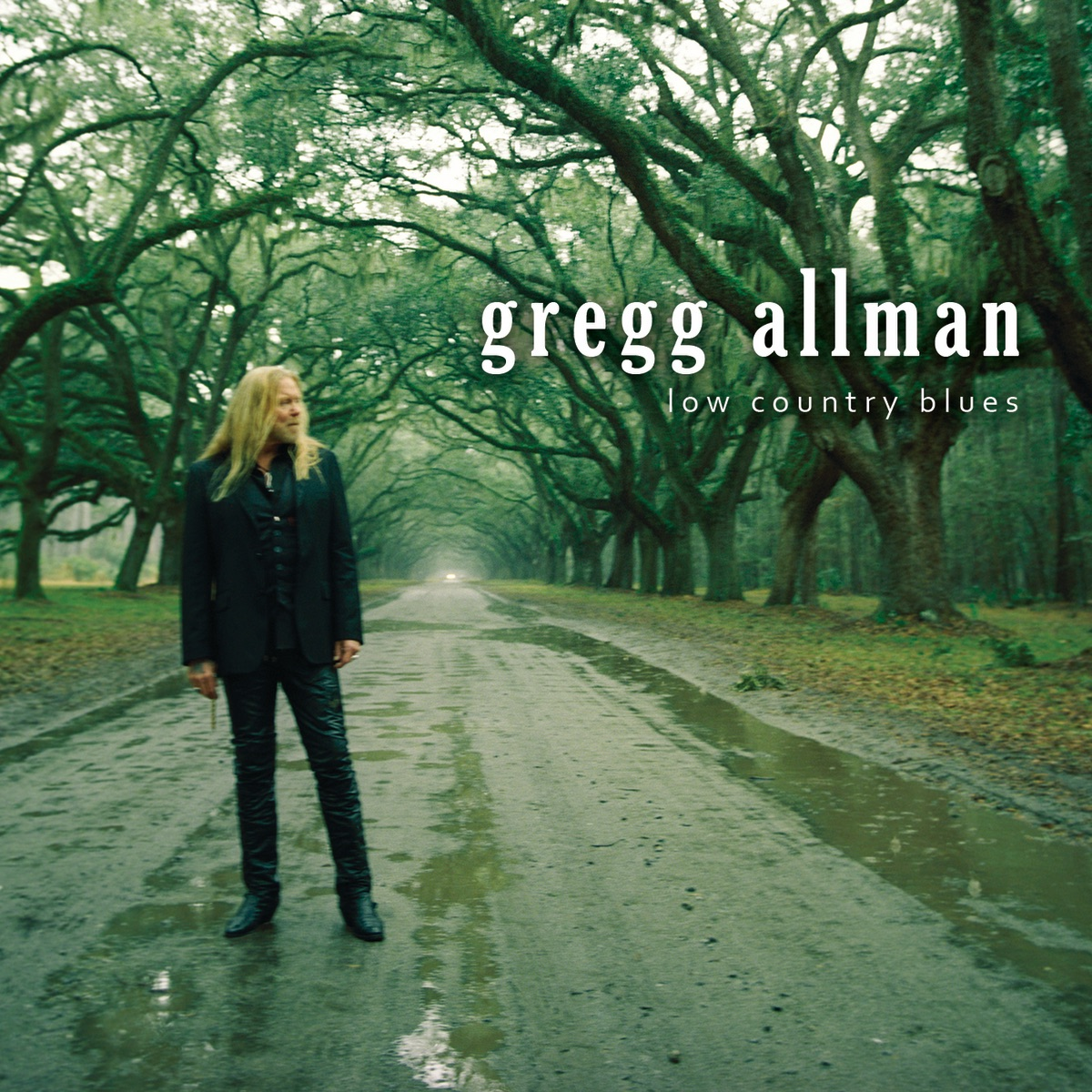 Low Country Blues Gregg Allman CD cover