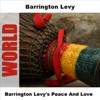 Barrington Levy's Peace and Love (Original) ジャケット写真