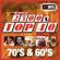 EUROPESE OMROEP | 2500 x Top 40: 70's & 60's - Verschillende artiesten