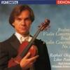 Brahms Violin Concerto Bruch Violin Concerto No 1