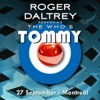 9/27/11 Live in Montreal, QC, Roger Daltrey