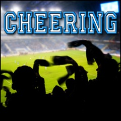 Cheering, Arena - Large Arena Concert Crowd: Cheering and Applause, Applauding & Clapping Crowds, Cheering Large Indoor Crowds, Stadium & Arena Crowds
