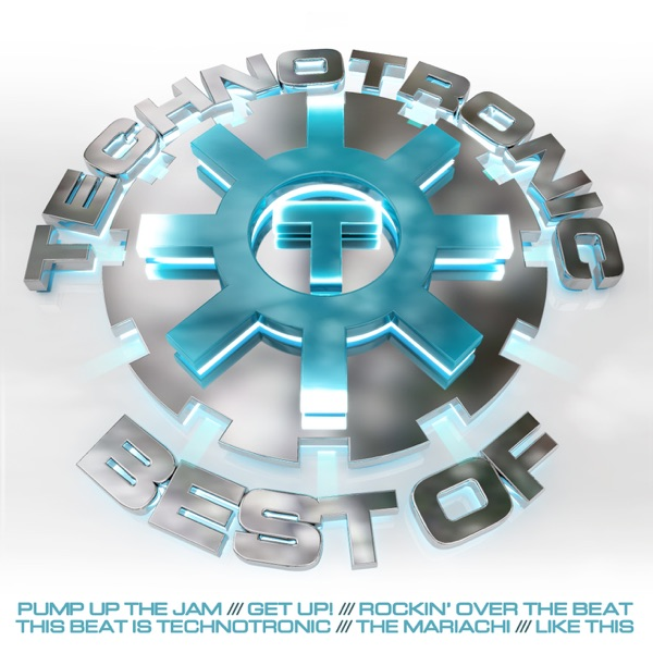 Cover art for This Beat Is Technotronic