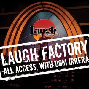Laugh Factory Vol. 21 of All Access with Dom Irrera - Dane Cook, Bobby Lee, Harland Williams, Jon Lovitz & Brian Scolaro audiobook, mp3