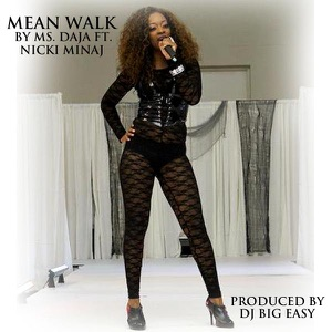 Mean Walk (feat. Nicki Minaj) - Single Mp3 Download
