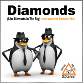 Download New Music Now - Diamonds (In the Style of Rihanna) [Instrumental Karaoke Mix]