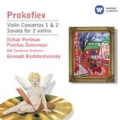 Itzhak Perlman/BBC Symphony Orchestra/Gennadi Rozhdestvensky - Violin Concerto No. 1 in D Major, Op.19: I. Andantino