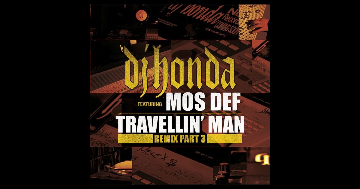album travellin remix