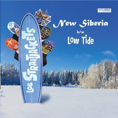 New Siberia / Low Tide - Single - Los Straitjackets