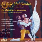 La Fille Mal Gardée: Simone – Clog Dance – Maypole Dance – Storm and Act I Finale