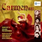 """Carmen, Act 1: No. 4 Havanaise """"L'amour est un oiseau rebelle"""" (Carmen/Cigarières/Jeunes gens/Dragons) artwork"""