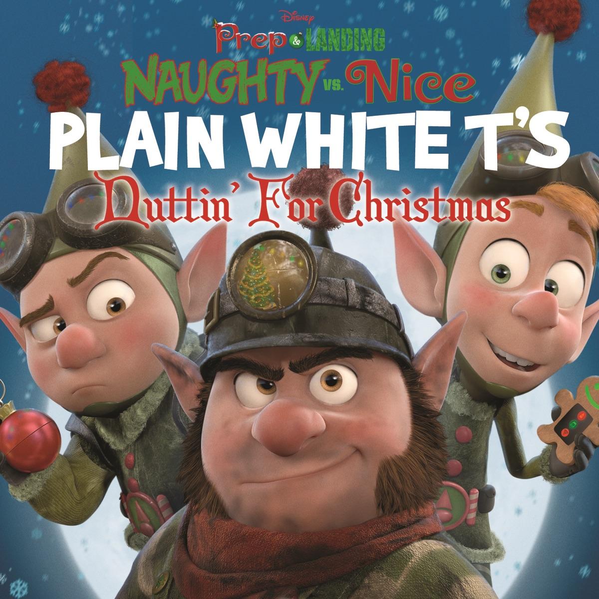 Nuttin\' for Christmas - Single Album Cover by Plain White T\'s