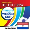 Tribute to the World Cup Paraguay