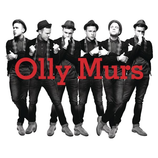 Olly Murs - Heart On My Sleeve