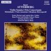 Atterberg: Chamber Music (Vol. 1)