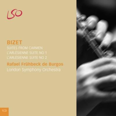 Suite from Carmen: III. Entr'acte, Act III (Intermezo) cover