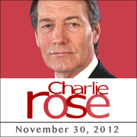 Charlie Rose: Winston Churchill, November 30, 2012 audiobook