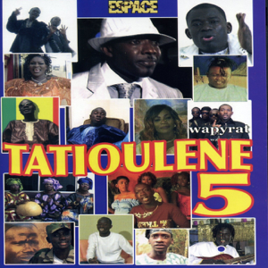 Various Artists - Tatioulene 5A