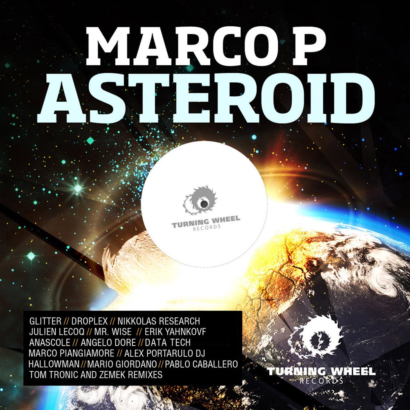 Asteroid (Droplex Remix)