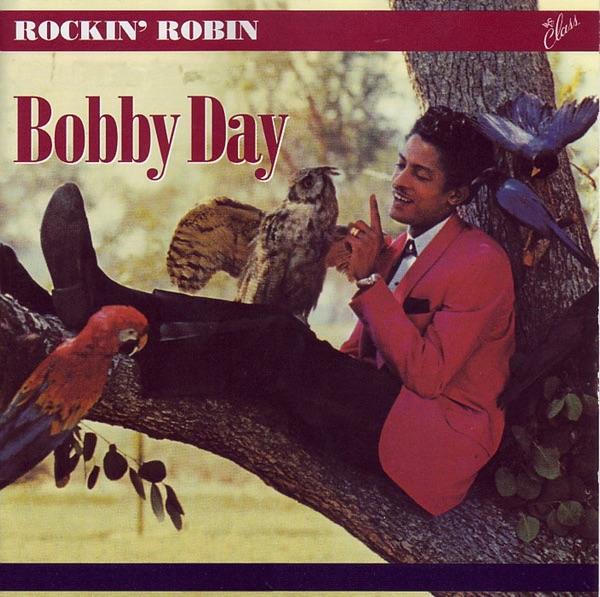 Cover art for Rockin Robin