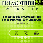 There Is Power In the Name of Jesus - Worship Primotrax - Performance Tracks - EP