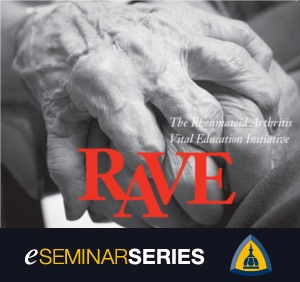 RAVE: Rheumatoid Arthritis Vital Education