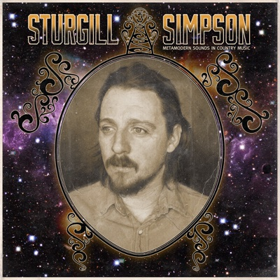 Metamodern Sounds in Country Music - Sturgill Simpson album