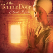 At The Temple Door-Ajeet Kaur