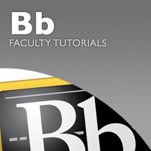 Blackboard for Instructors
