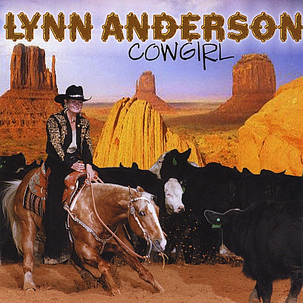 Cowgirl By Lynn Anderson On Apple Music