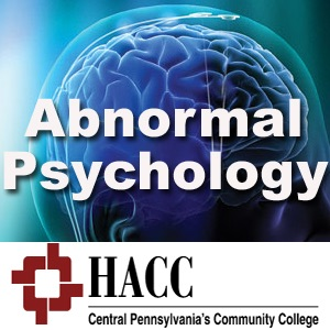 PSYC 213: Abnormal Psychology (DSM-IV-TR Edition)