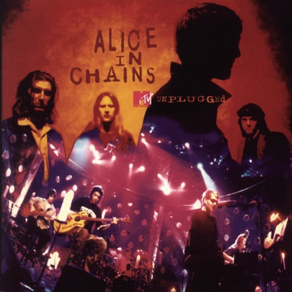 MTV Unplugged: Alice In Chains Album Cover by Alice In Chains