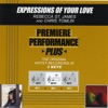 Premiere Performance Plus: Expressions of Your Love - EP, Rebecca St. James & Chris Tomlin