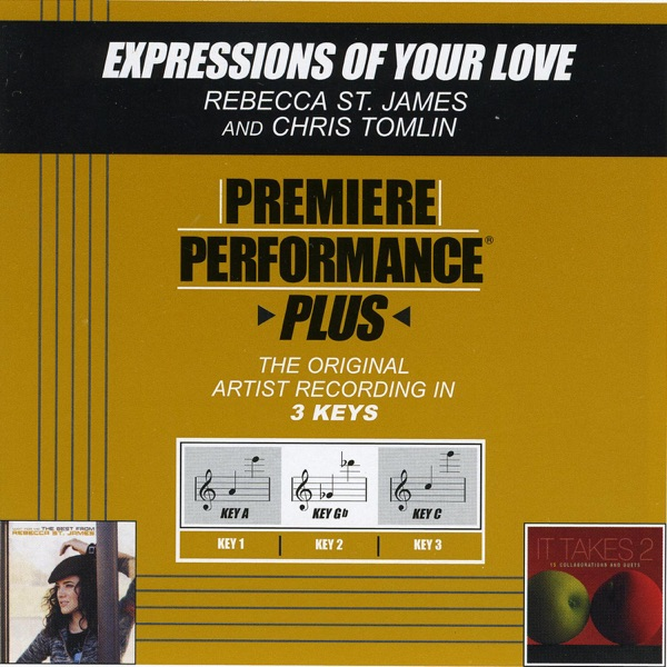 Premiere Performance Plus: Expressions of Your Love - EP