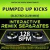 Pumped Up Kicks (Foster The People Remix Tribute)[128 BPM Interactive Remix Separates], DJ Dizzy