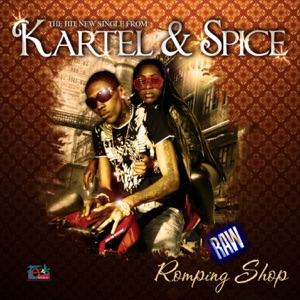 Vybz Kartel & Spice - Romping Shop (Raw Version)