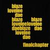 Lovelee Dae - the Final Chapter - EP ジャケット写真