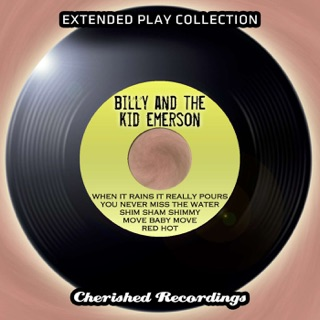 billy the kid emerson move baby move
