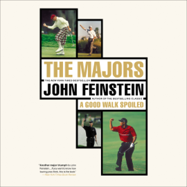 The Majors: In Pursuit of Golf's Holy Grail audiobook