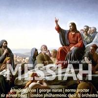 Handel: Messiah - Jennifer Vyvyan, George Maran, Norma Proctor, London Philharmonic Choir, Orchestre Philharmonique de Londres & Sir Adrian Boult