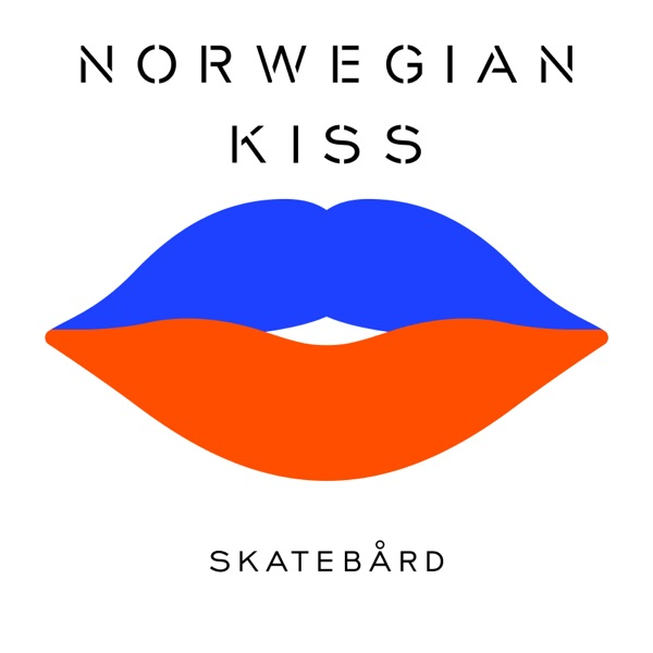 Norwegian Kiss (feat. Bjarne Melgaard) [Skatebård Remix of Russian Kiss] - Single