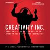 Ed Catmull - Creativity Inc. (Unabridged) artwork