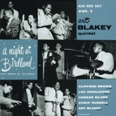 Art Blakey - A Night In Tunisia (Live At Birdland, New York/1954) [feat. Clifford Brown]